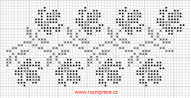 decorative border  free cross stitch  download pattern