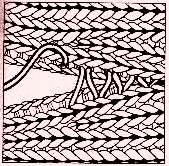 Čalounický steh