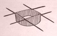 Svetr pletený od krku