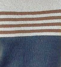 Pletení barevných proužků