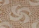 Detail háčkovaného šálu